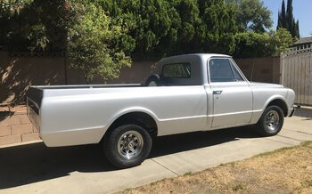 1967 Chevrolet C/K Truck for sale 101027995